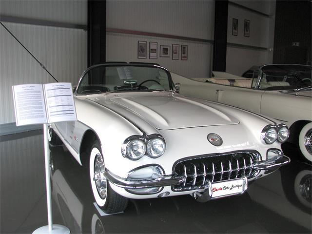 1960 Chevrolet Corvette C1 | 920360