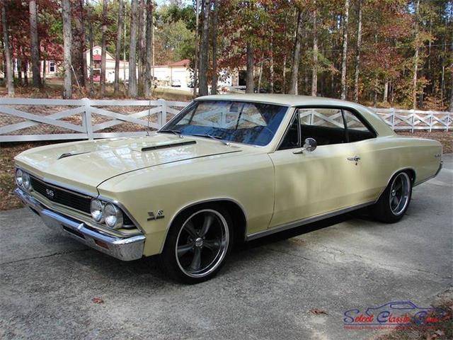 1966 Chevrolet Chevelle | 923605