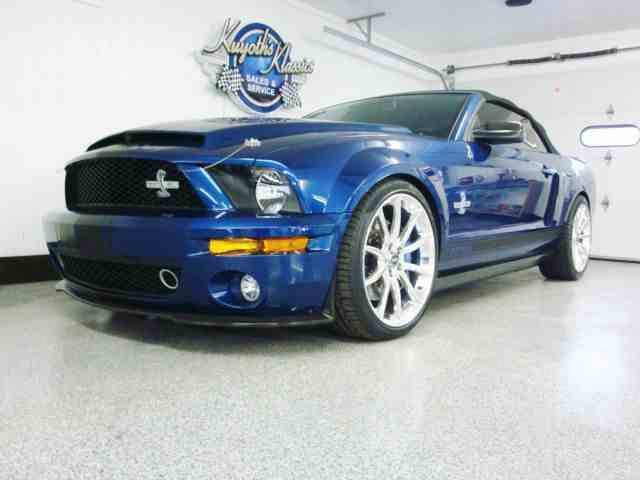 2007 Shelby GT500 | 923610
