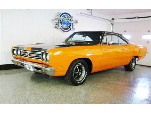 1969 Plymouth Road Runner | 923611