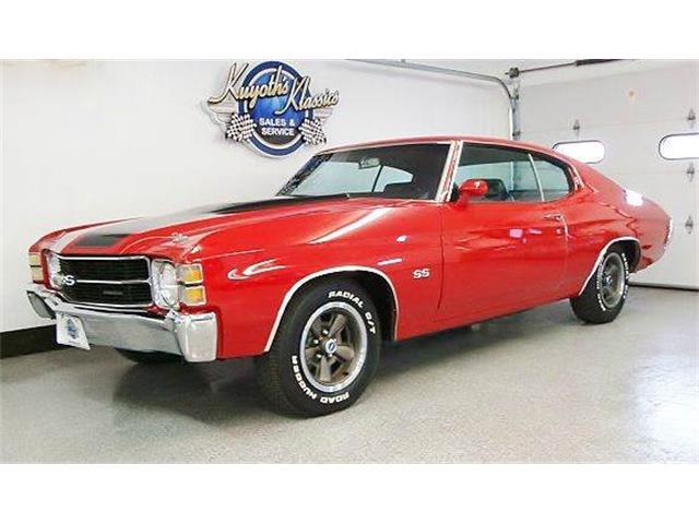 1971 Chevrolet Chevelle | 923612