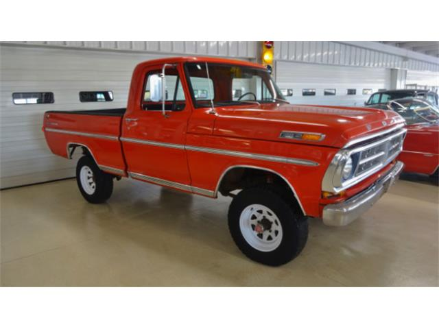 1971 Ford F100 | 923621