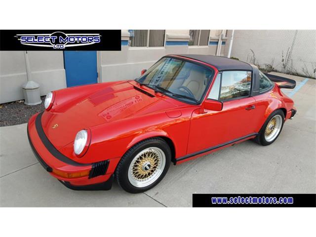 1987 Porsche 911 Carrera | 923622