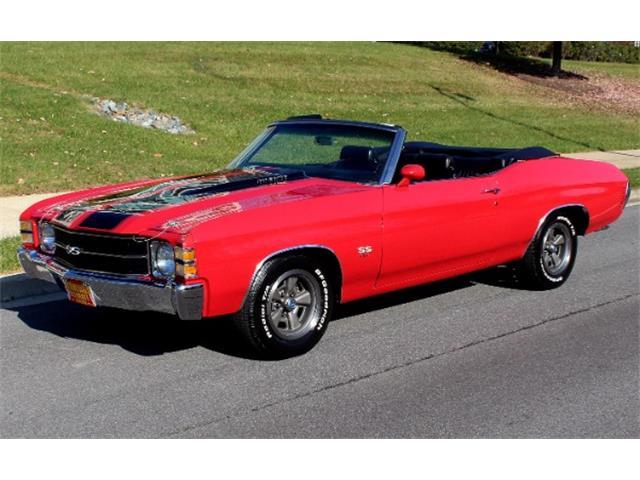1971 Chevrolet Chevelle | 923627