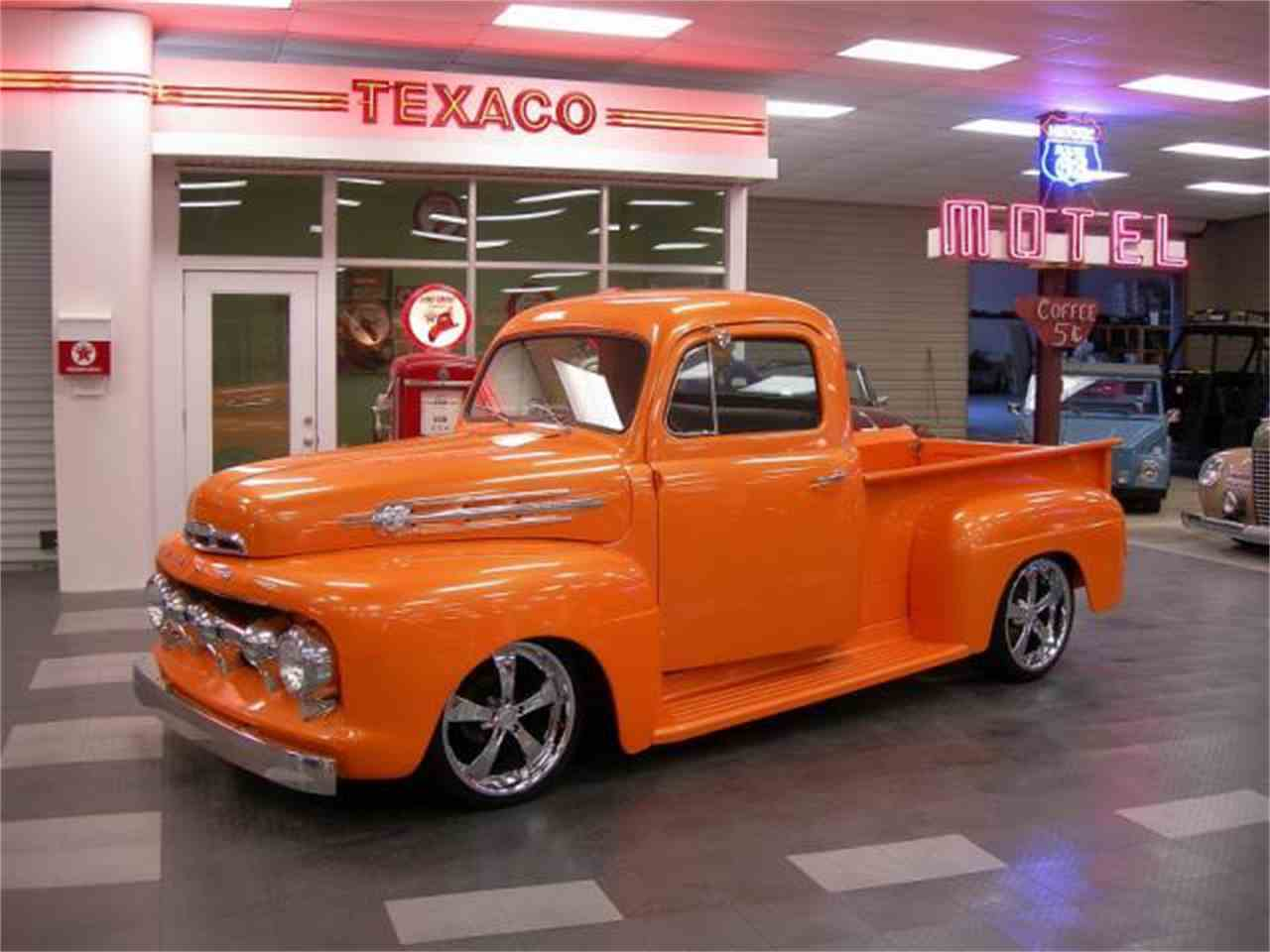1952 Ford F1 for Sale - CC-923629