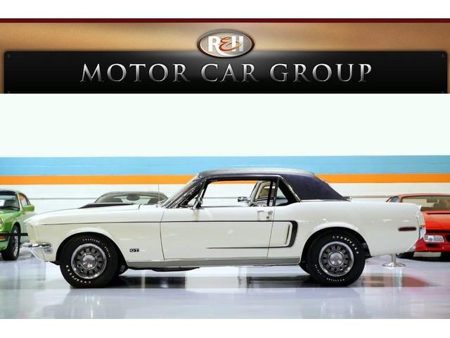 1968 Ford Mustang | 923633