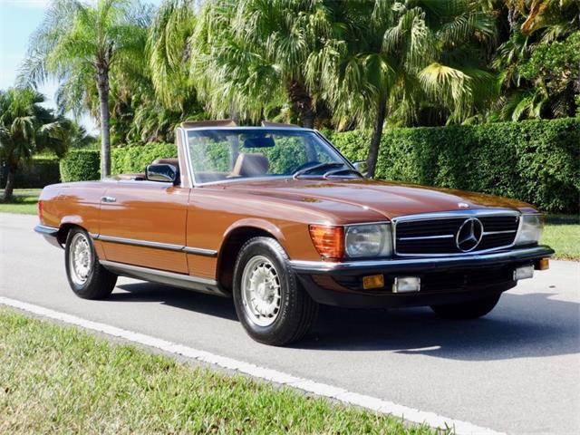 1984 Mercedes-Benz 280SL | 923635