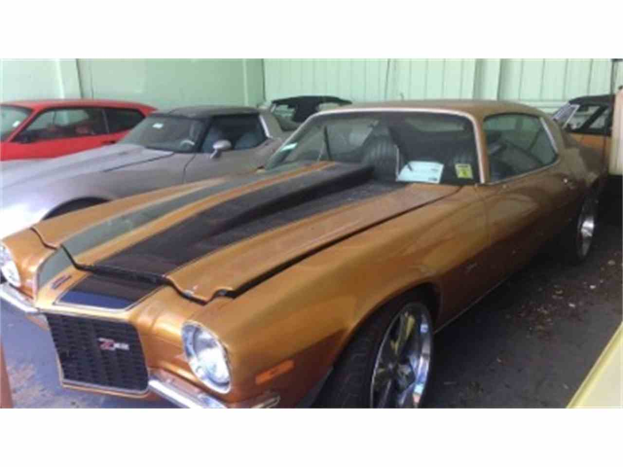 Large Picture of '72 Camaro Z28 - JSON