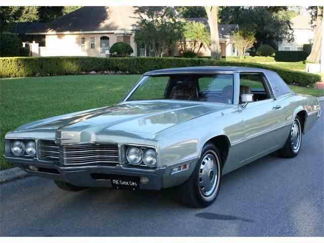 1971 Ford Thunderbird | 920365