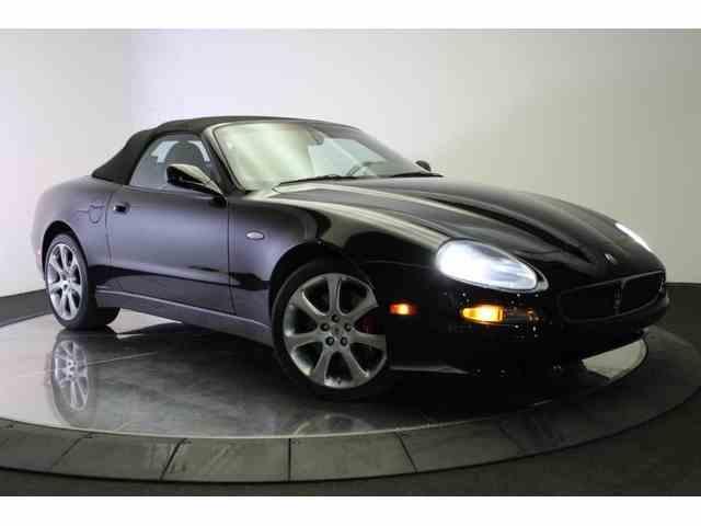 2003 Maserati Spyder | 923670