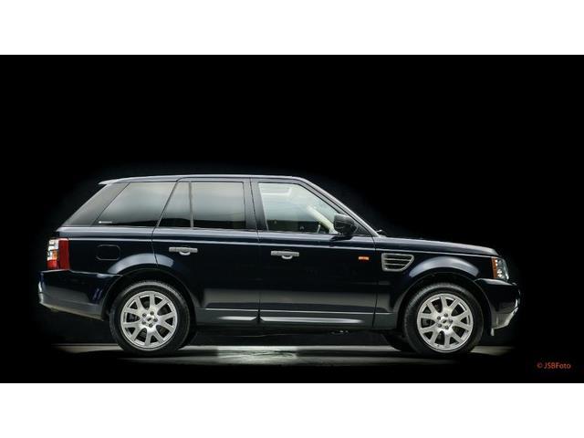 2008 Land Rover Range Rover Sport | 923676