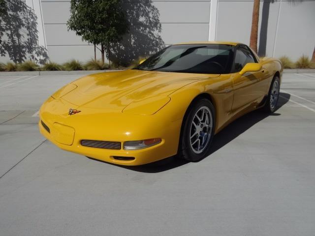 2004 Chevrolet Corvette Z06 | 923685