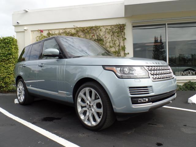 2014 Land Rover Range Rover Supercharged | 923689