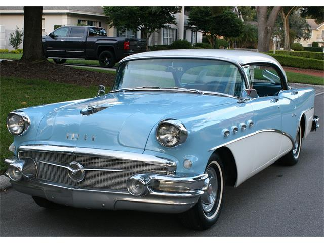 1956 buick century for sale cc 924604. Black Bedroom Furniture Sets. Home Design Ideas