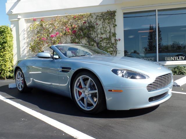 2007 Aston Martin Vantage | 923691