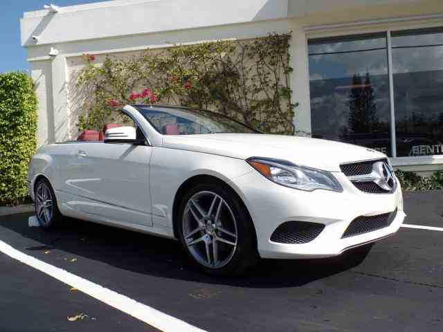 2014 Mercedes-Benz E350 | 923697