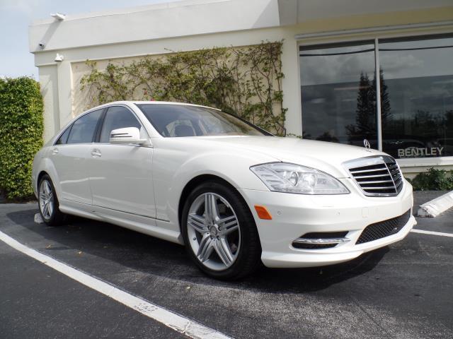 2013 Mercedes-Benz S550 | 923699