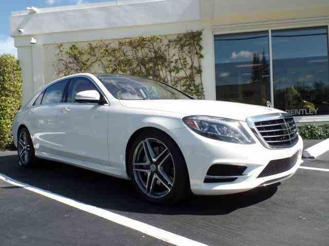 2014 Mercedes-Benz S550 | 923700