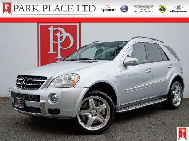 2008 Mercedes-Benz ML63 | 923705