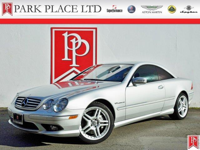2006 Mercedes-Benz CL55 | 923710