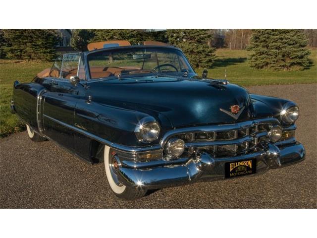 1952 Cadillac Series 62 | 923712