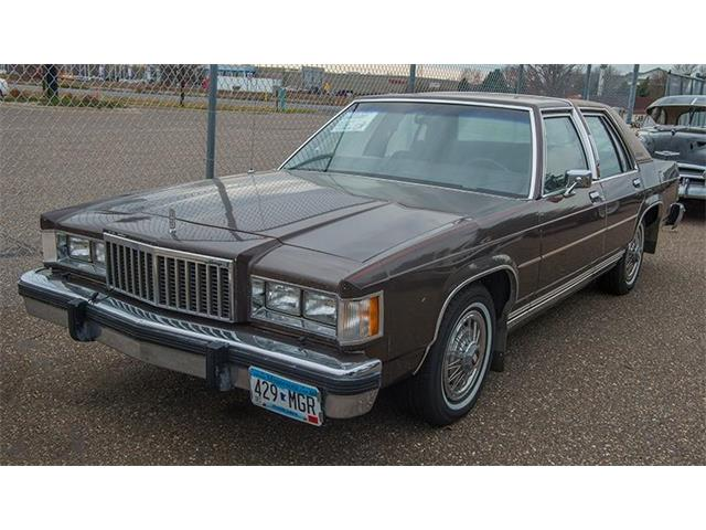 1985 Mercury Grand Marquis | 923713
