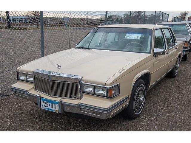 1986 Cadillac DeVille | 923715