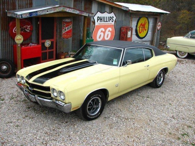 1970 Chevrolet Chevelle SS | 923716