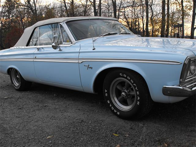1963 Plymouth Fury | 920373