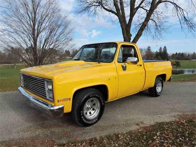 1986 Chevrolet C/K 10 | 923731