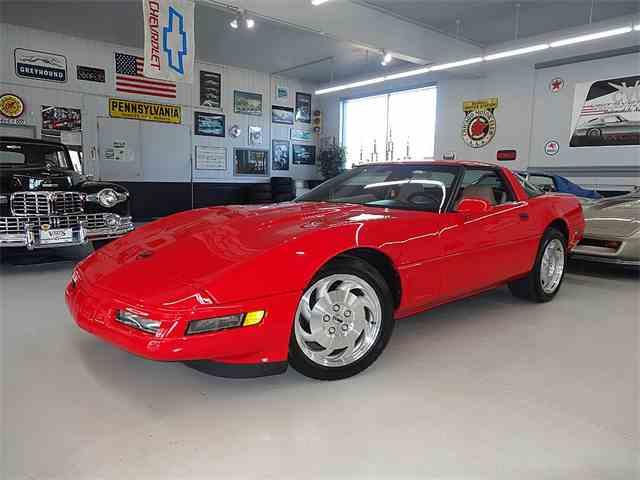 1996 Chevrolet Corvette | 923732