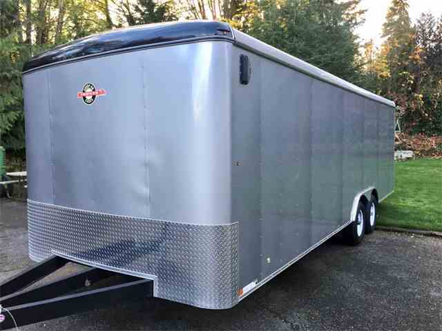 2016 Carry-On Cargo 24' enclosed trailer | 923733
