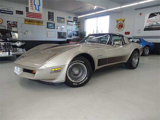 1982 CHEVROLET CORVETTE COLLECTOR EDITION | 923734
