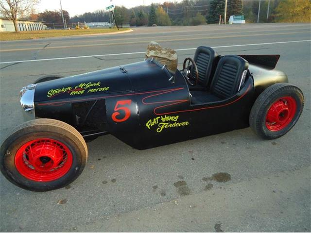 1931 f0rd hand built   in 1965   923737
