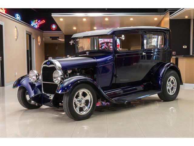 1928 Ford Model A Tudor Sedan Street Rod | 923740