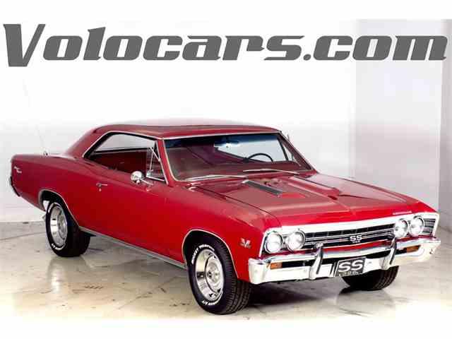 1967 Chevrolet Chevelle SS | 923755