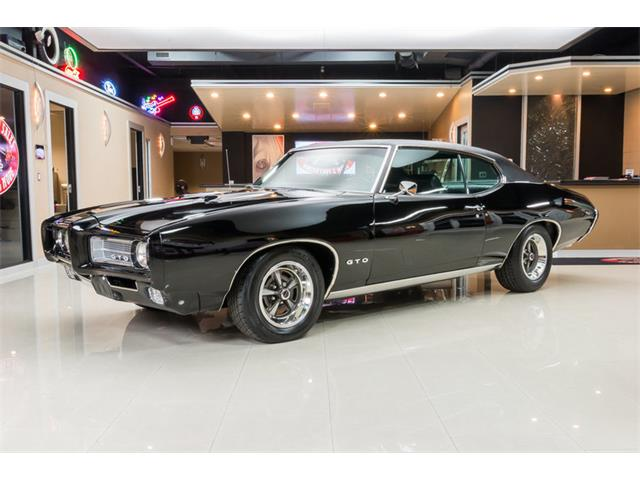 1969 Pontiac GTO | 923756