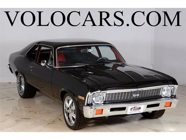 1969 Chevrolet Nova  Pro Touring | 923758