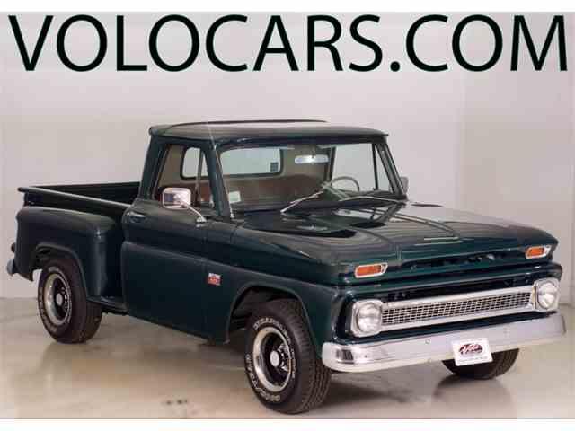 1966 Chevrolet C/K 10 | 923762