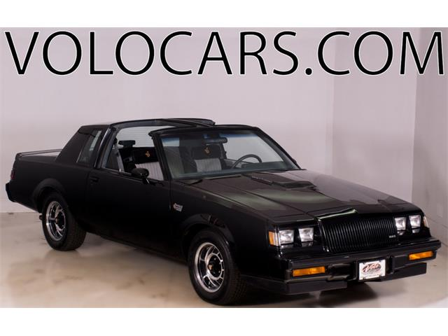1987 Buick Grand National | 923763