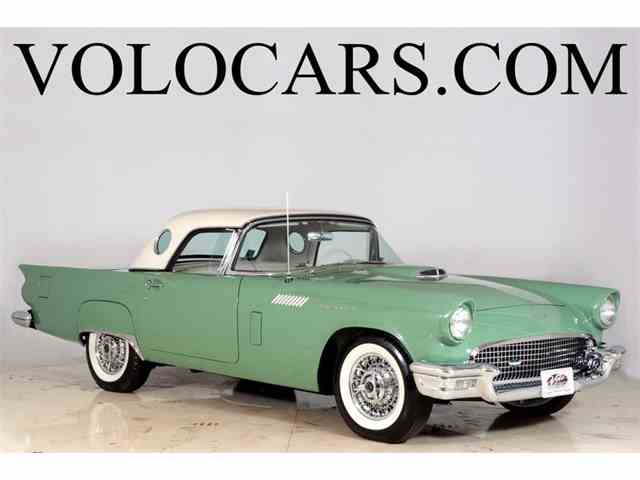 1957 Ford Thunderbird | 923767
