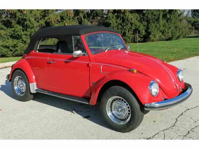 1969 Volkswagen Beetle | 923768