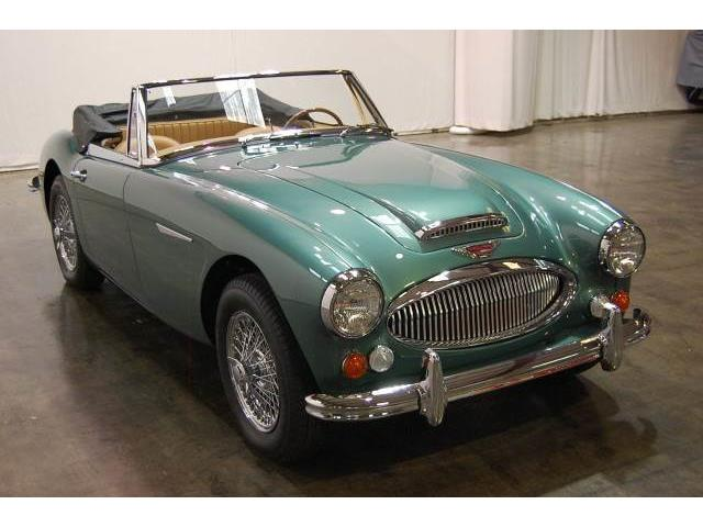 1966 Austin-Healey 3000 Body Off | 923783