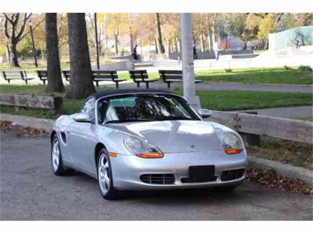 2001 Porsche Boxster | 923786