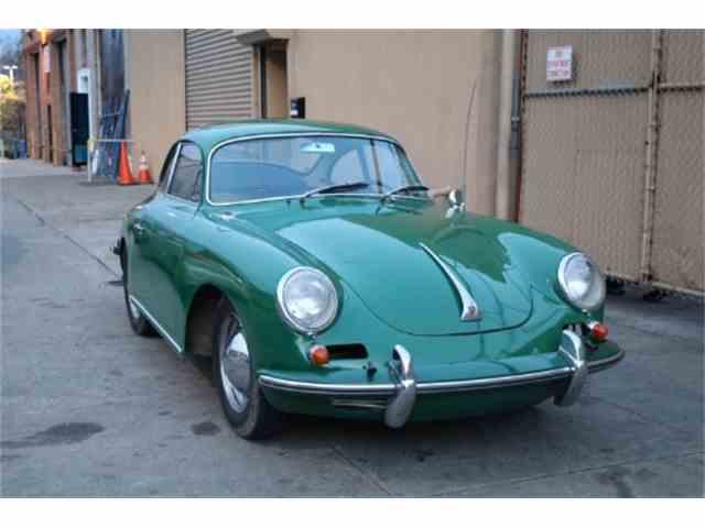 1963 Porsche 356B | 923787