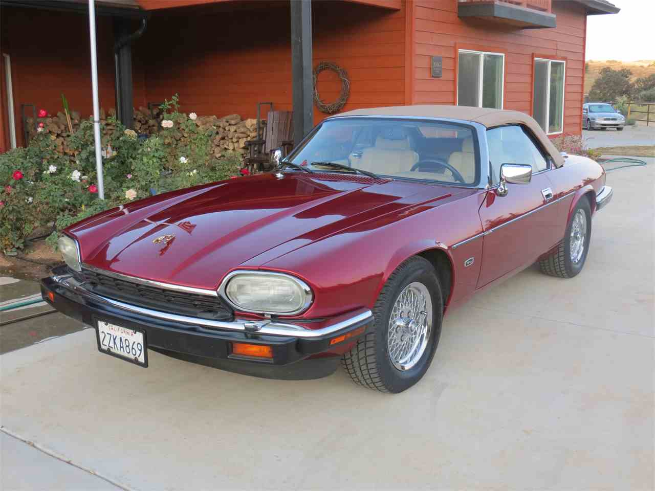 Large Picture of '92 XJS - JQ63