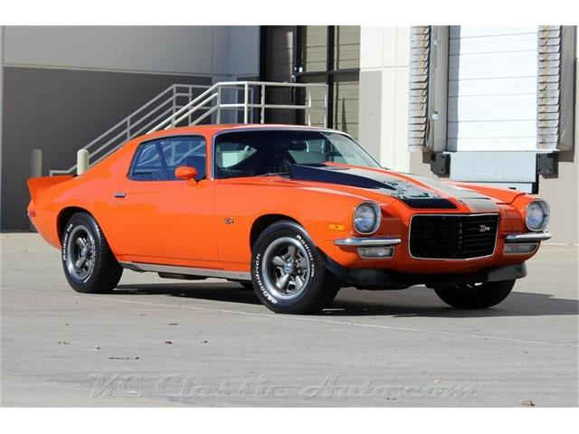 1972 Chevrolet Camaro Z28 Tribute Powerful 350V8 | 923793