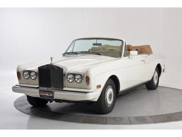 1987 Rolls-Royce Corniche | 923795