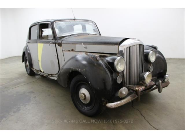 1946 Bentley Mark VI | 923799