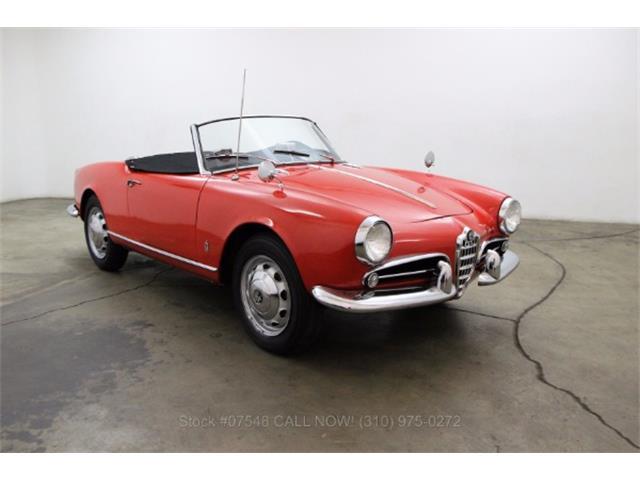 1957 Alfa Romeo Giulietta Spider | 923800
